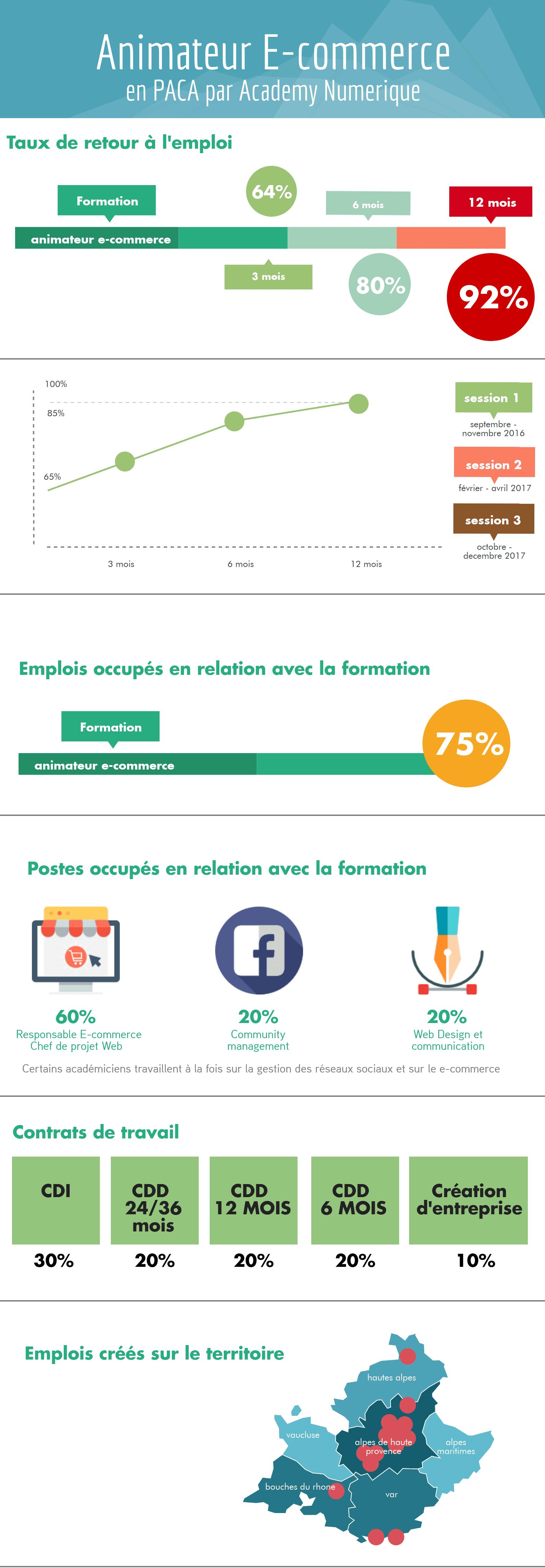 statistiques-animateur e-commerce 2018