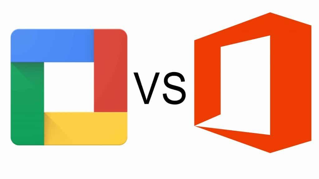 google-vs-office