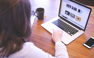 Création d'une Newsletter sur MailChimp