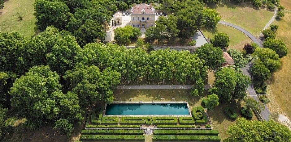 chateau de galice Aix en provence