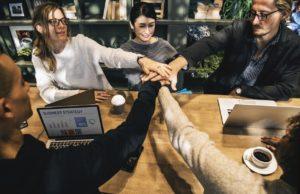 Team bulding équipe stratégie marketing