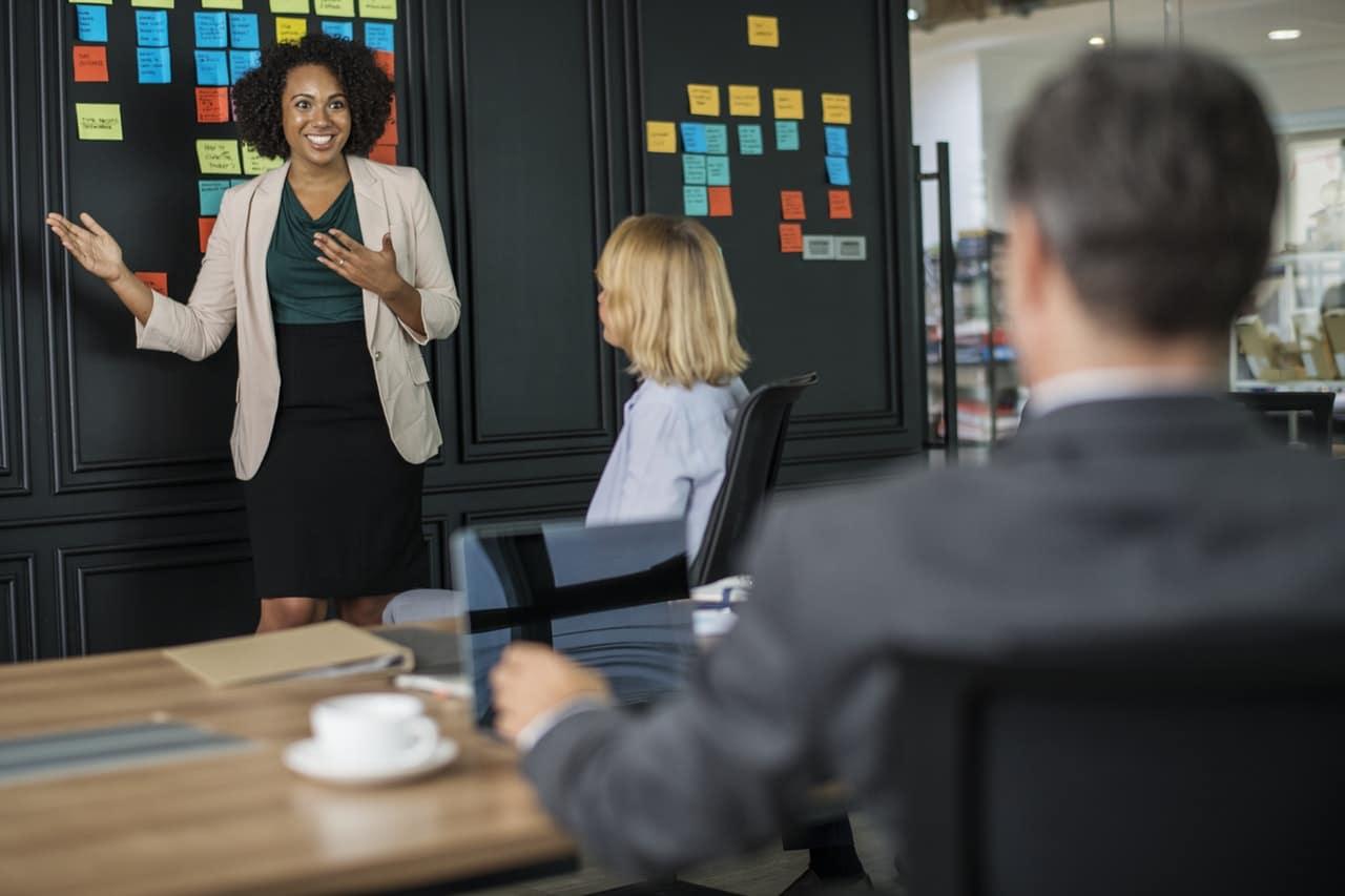 Team bulding équipe stratégie marketing réunion