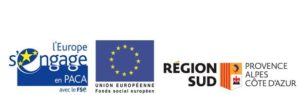Logos Région PACA