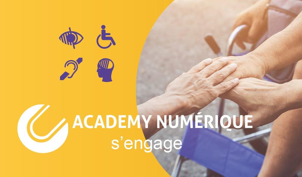 Academy numérique centre de formations accessibles à tous