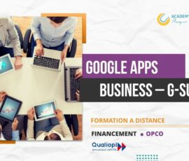 Formation Google Apps for Business – G-Suite