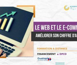 LE WEB ET LE E-COMMERCE LES OUTILS POUR AMÉLIORER SON CHIFFRE D'AFFAIRES