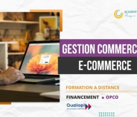 LUNDI MATIN BUSINESS GESTION COMMERCIALE E-COMMERCE