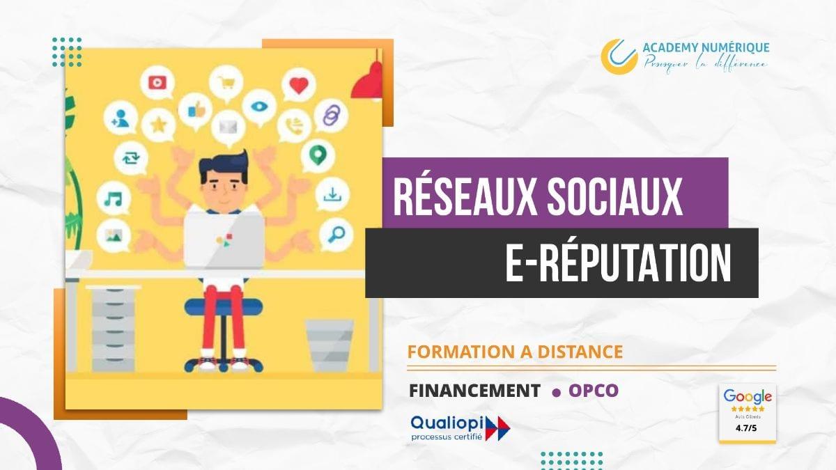 RÉSEAUX SOCIAUX ET E-RÉPUTATION