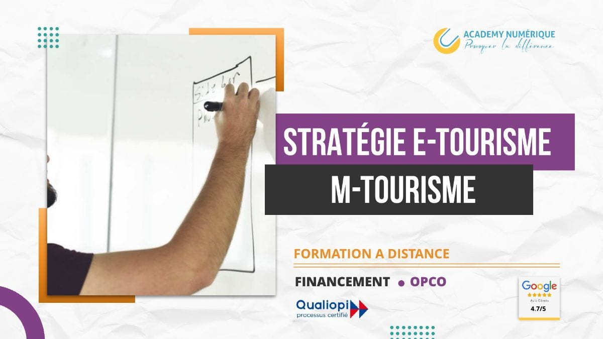 STRATÉGIE E-TOURISME ET M-TOURISME